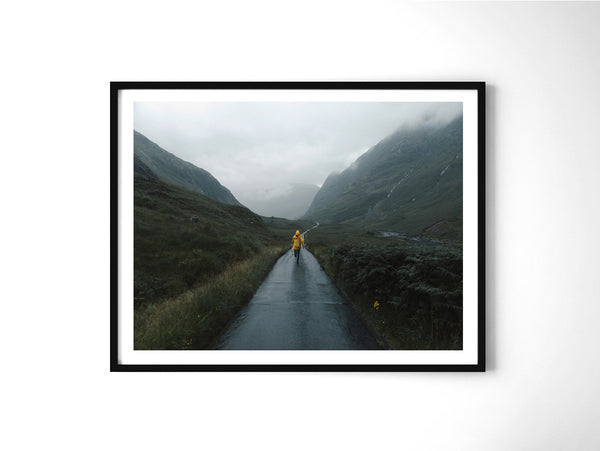Skyfall - Art Prints by Post Collective - 2