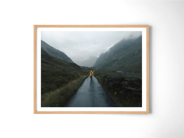 Skyfall - Art Prints by Post Collective - 3