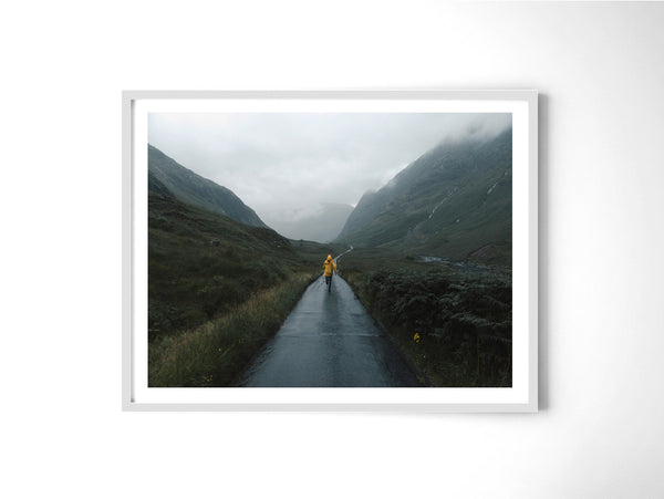 Skyfall - Art Prints by Post Collective - 4