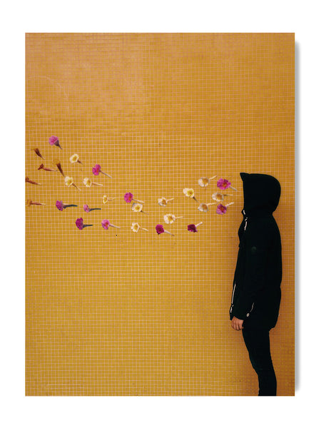 Smoking Flowers - Art Prints by Post Collective - 1