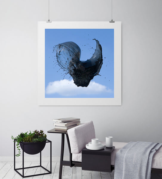 So Black - Art Prints by Post Collective - 3