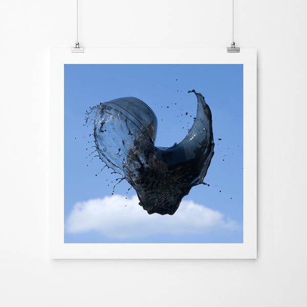 So Black - Art Prints by Post Collective - 2