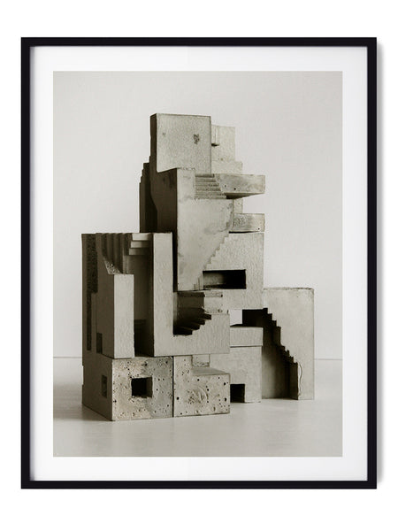 Soma Structure 01 - Art Prints by Post Collective - 1