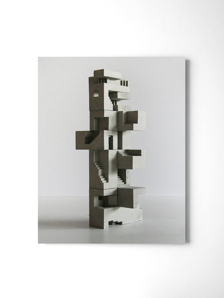 Soma Structure 03 - Art Prints by Post Collective - 2