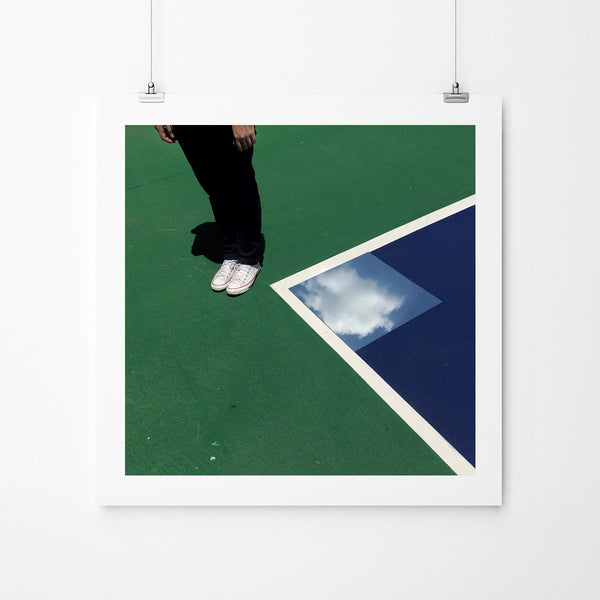 South Cloud - Art Prints by Post Collective - 2