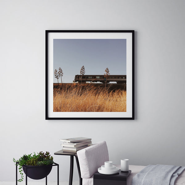 South Coast Railroad Line - Art Prints by Post Collective - 5