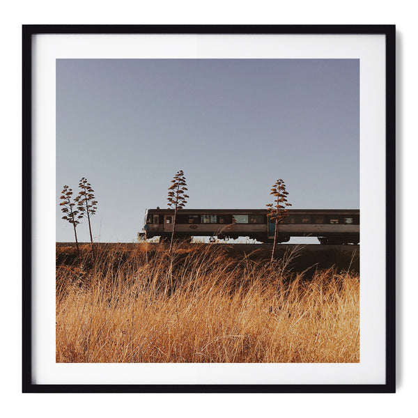 South Coast Railroad Line - Art Prints by Post Collective - 1