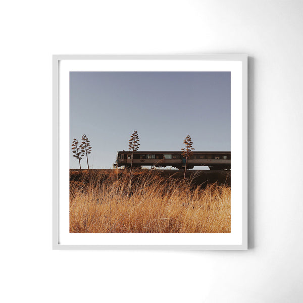 South Coast Railroad Line - Art Prints by Post Collective - 4