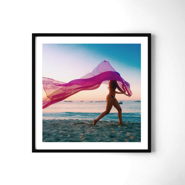 A Splash Of Colour - Art Prints by Post Collective - 2
