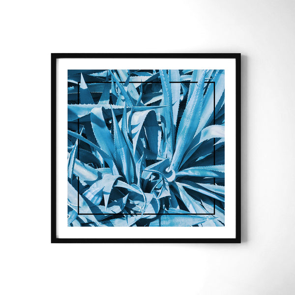Squared I - Art Prints by Post Collective - 2