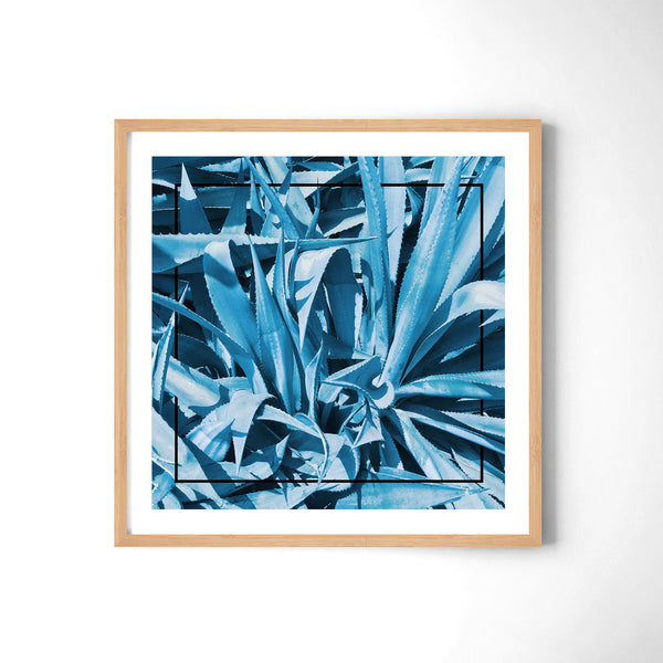 Squared I - Art Prints by Post Collective - 3