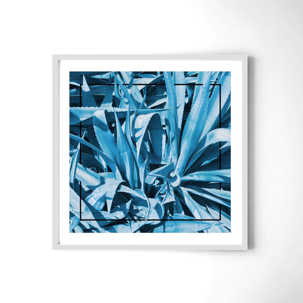 Squared I - Art Prints by Post Collective - 4