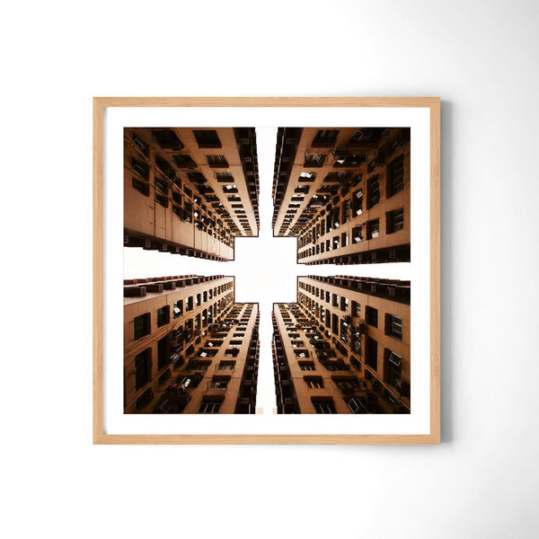Squared - Art Prints by Post Collective - 3