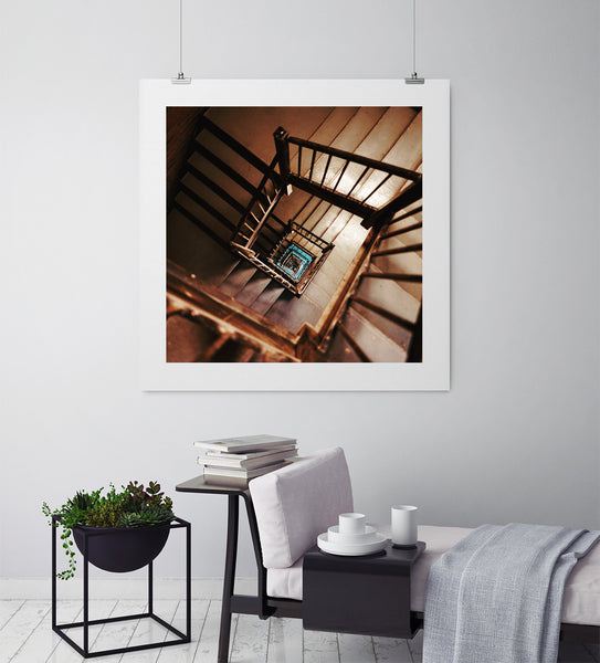 Stairs - Art Prints by Post Collective - 3