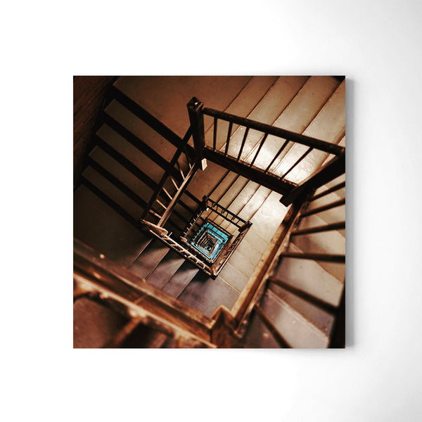 Stairs - Art Prints by Post Collective - 2