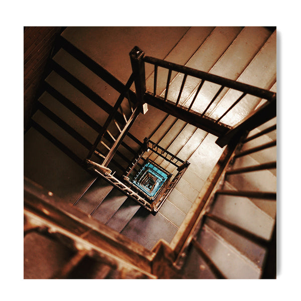 Stairs - Art Prints by Post Collective - 1