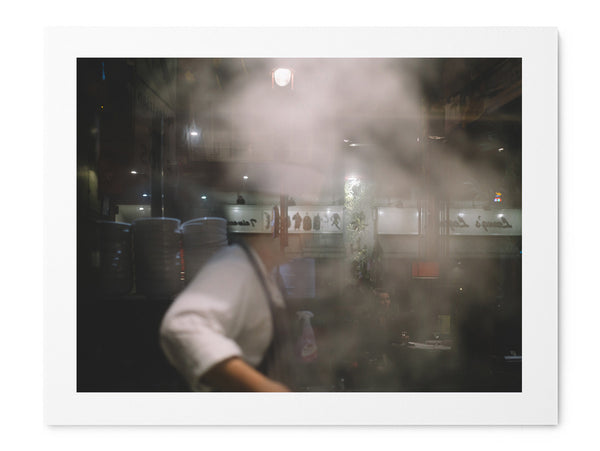 Steamy Nights - Art Prints by Post Collective - 1