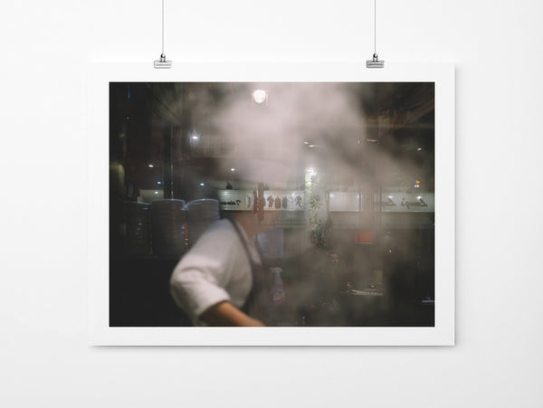 Steamy Nights - Art Prints by Post Collective - 2