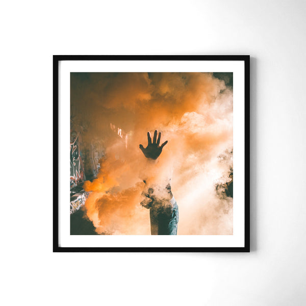 Stop - Art Prints by Post Collective - 2