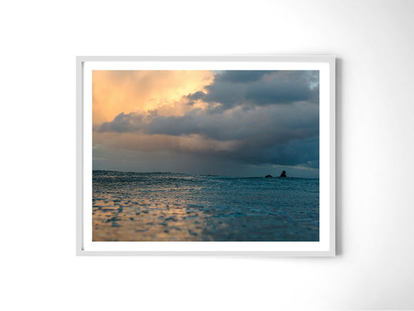Storm Surfer - Art Prints by Post Collective - 4