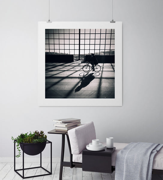 Stride Into the Bike Season - Art Prints by Post Collective - 3