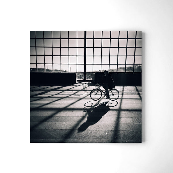 Stride Into the Bike Season - Art Prints by Post Collective - 2