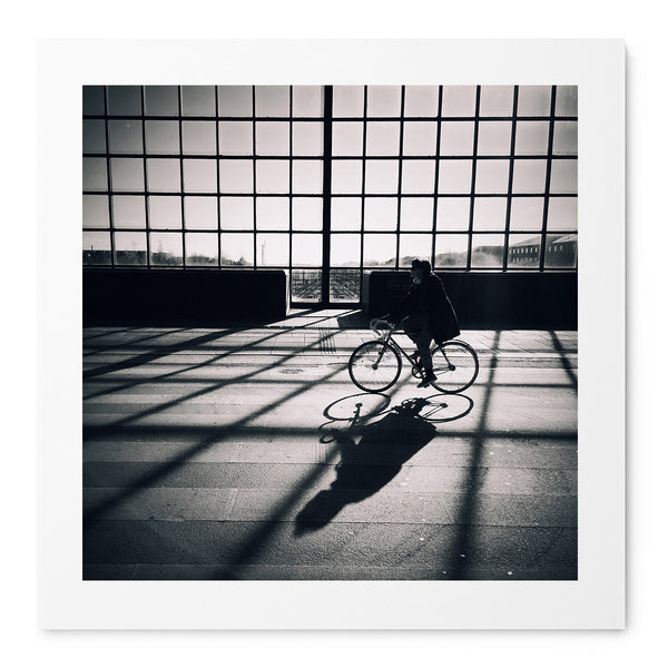 Stride Into the Bike Season - Art Prints by Post Collective - 1