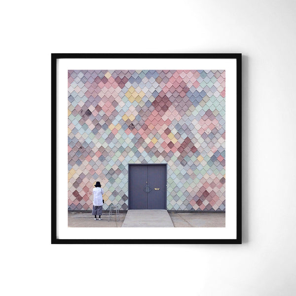 Sugarhouse - Art Prints by Post Collective - 2