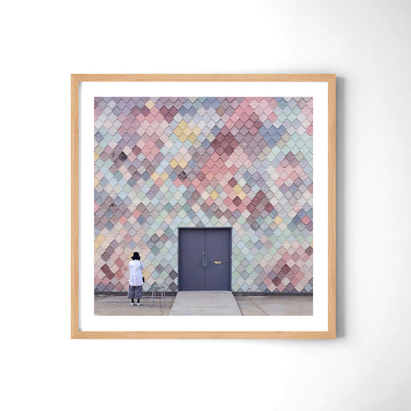 Sugarhouse - Art Prints by Post Collective - 3