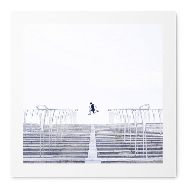 Summer Jump - Art Prints by Post Collective - 1