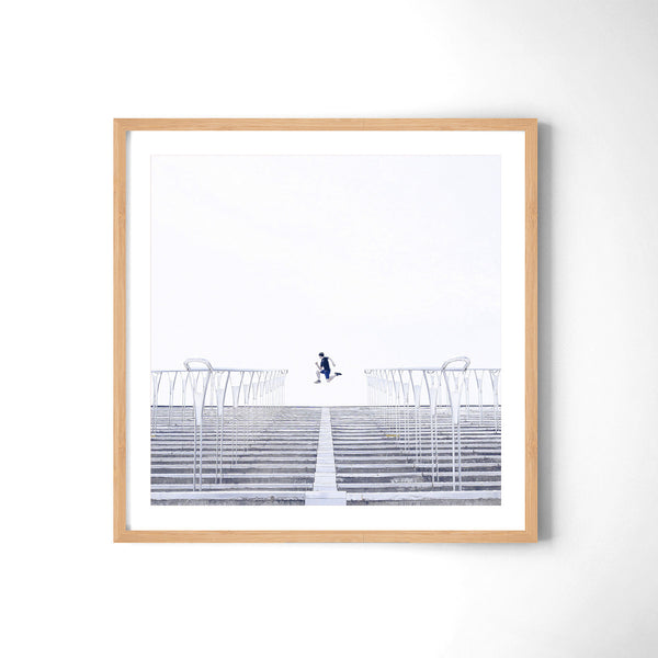 Summer Jump - Art Prints by Post Collective - 3