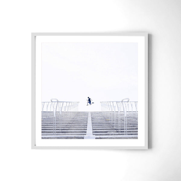 Summer Jump - Art Prints by Post Collective - 4