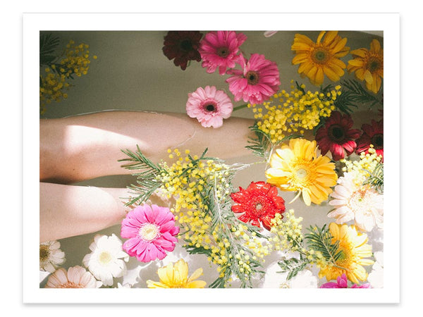 Sun Flower - Art Prints by Post Collective - 2