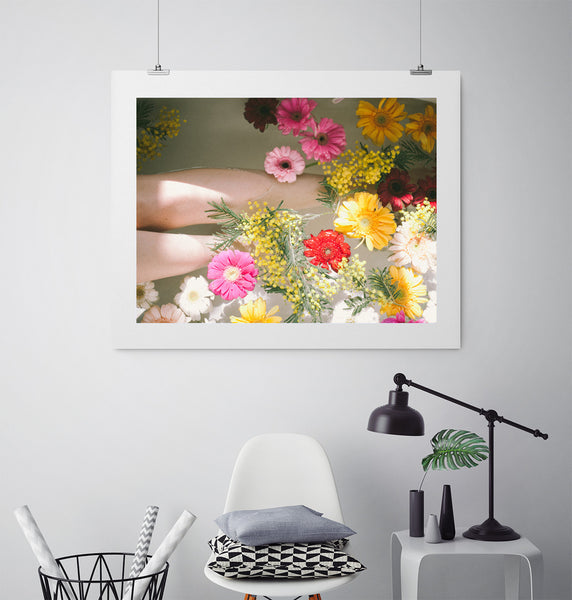 Sun Flower - Art Prints by Post Collective - 3