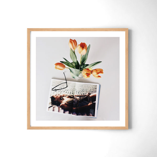 Sunday Laze - Art Prints by Post Collective - 3