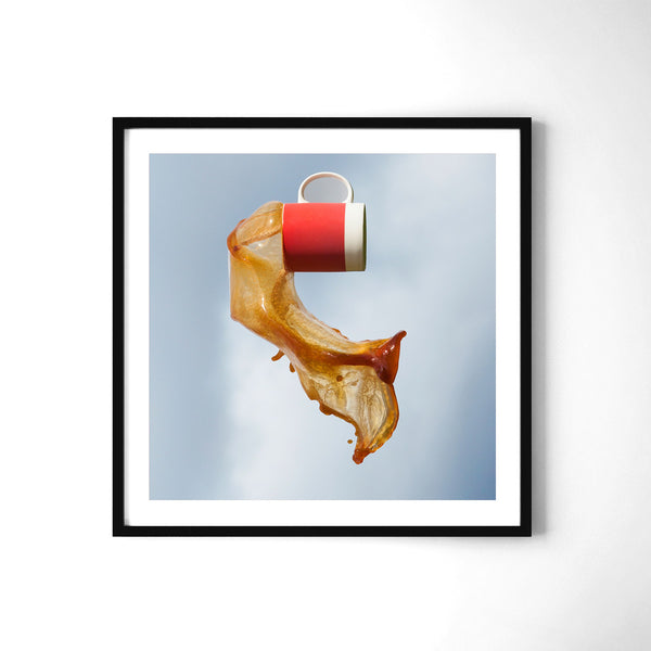 Sunkissed Coffee - Art Prints by Post Collective - 2