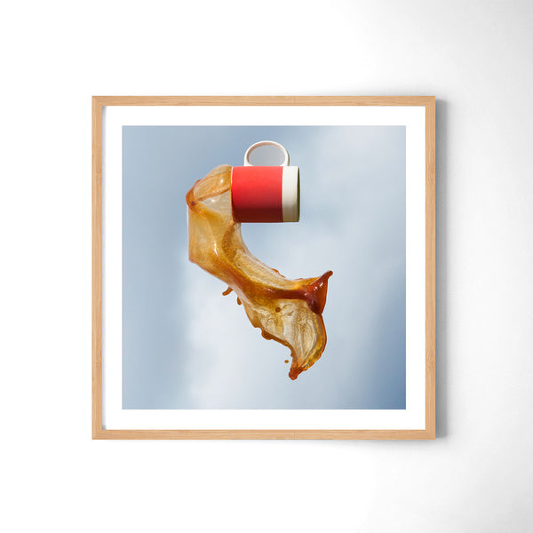 Sunkissed Coffee - Art Prints by Post Collective - 3