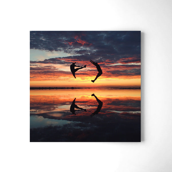 Sunset Of The Season - Art Prints by Post Collective - 2