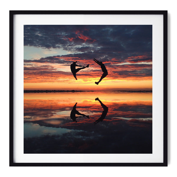 Sunset Of The Season - Art Prints by Post Collective - 1