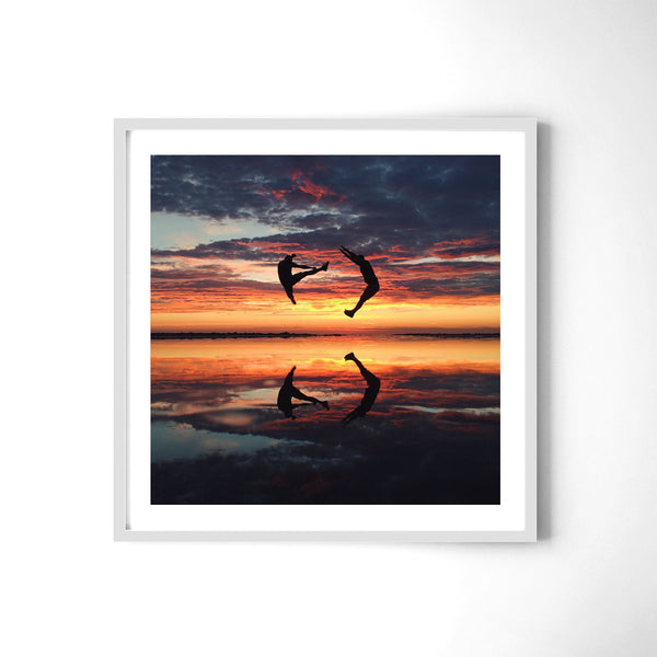 Sunset Of The Season - Art Prints by Post Collective - 4