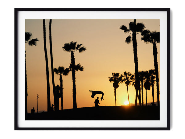 Sunset III - Art Prints by Post Collective - 1