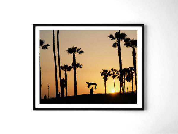 Sunset III - Art Prints by Post Collective - 2