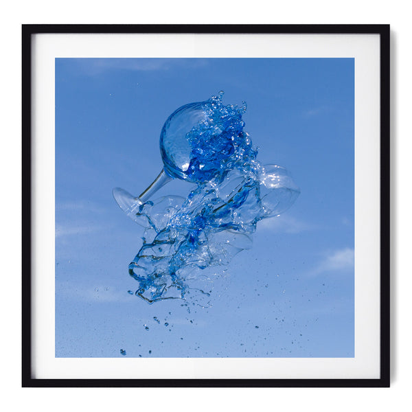 Super Blue - Art Prints by Post Collective - 1