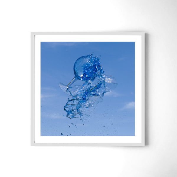 Super Blue - Art Prints by Post Collective - 4