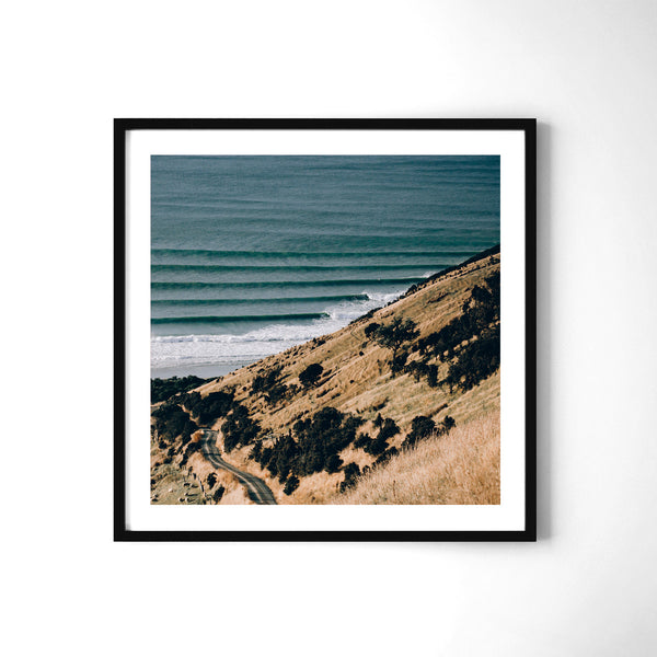 Surfers Dream - Art Prints by Post Collective - 2