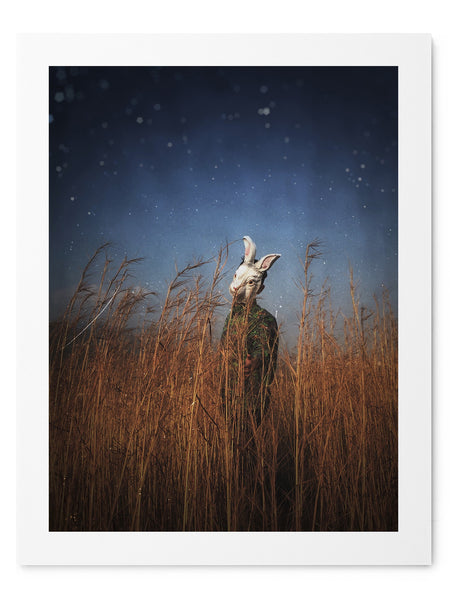 Surreal Night - Art Prints by Post Collective - 1