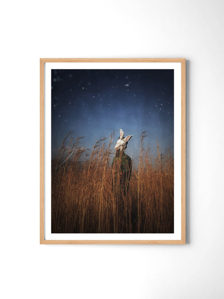 Surreal Night - Art Prints by Post Collective - 3