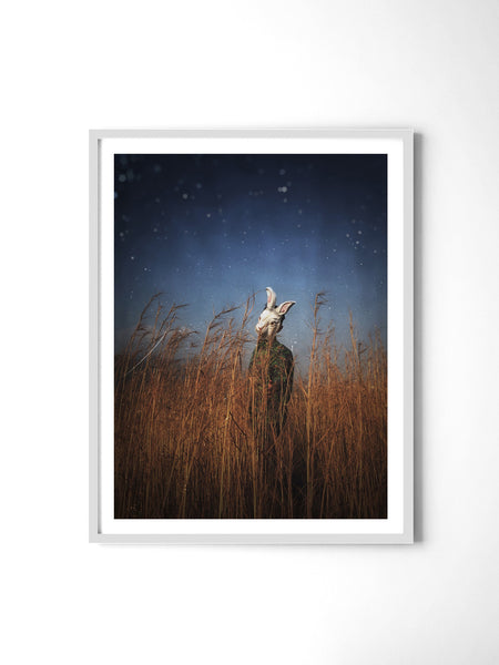 Surreal Night - Art Prints by Post Collective - 4
