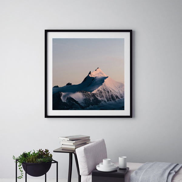 Swiss Dawn II - Art Prints by Post Collective - 5