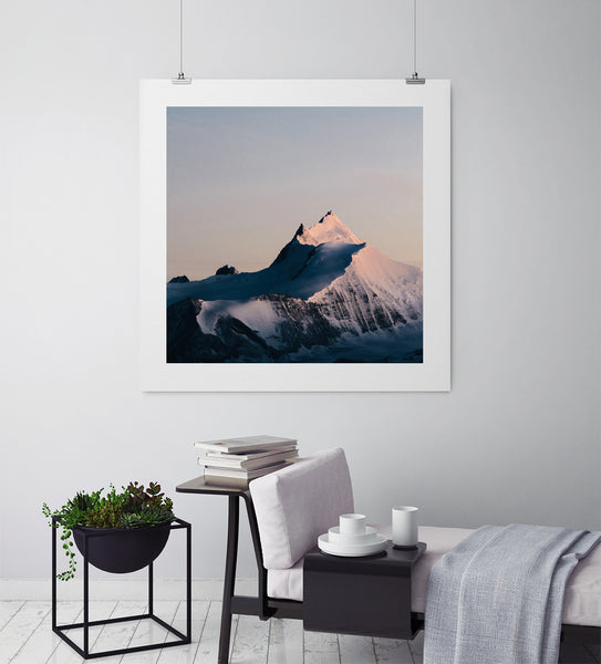 Swiss Dawn II - Art Prints by Post Collective - 3